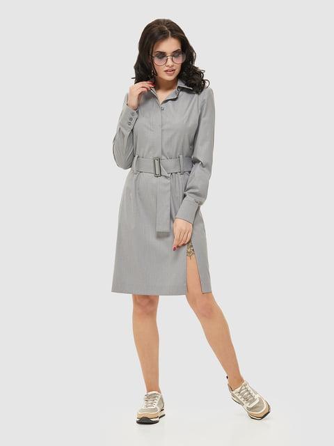 Сукня сіра  Mila Nova 5075482