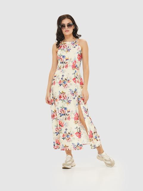 Сукня в квітковий принт Mila Nova 5075497