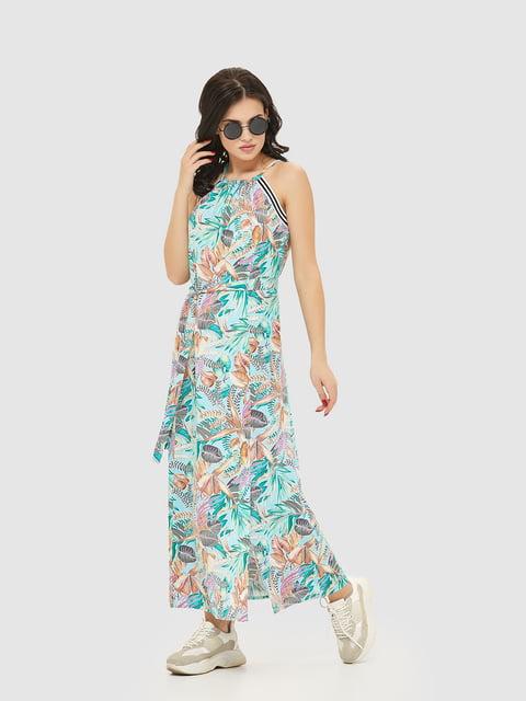 Сукня в квітковий принт Mila Nova 5075500