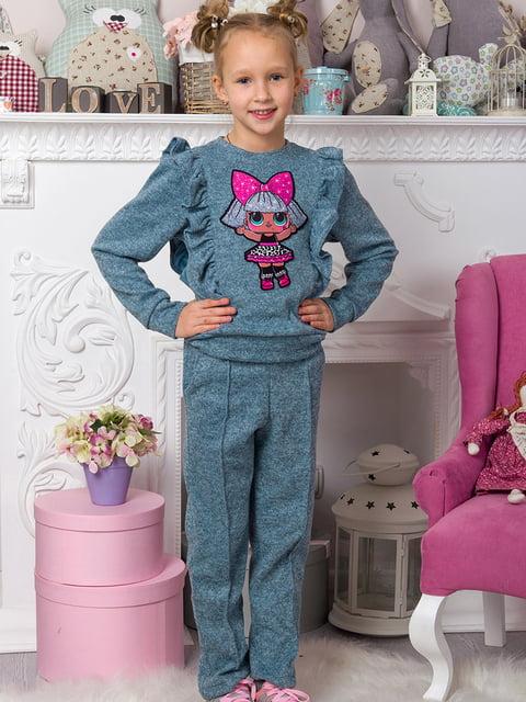 Костюм: світшот і штани Fanny LOLA 4909099