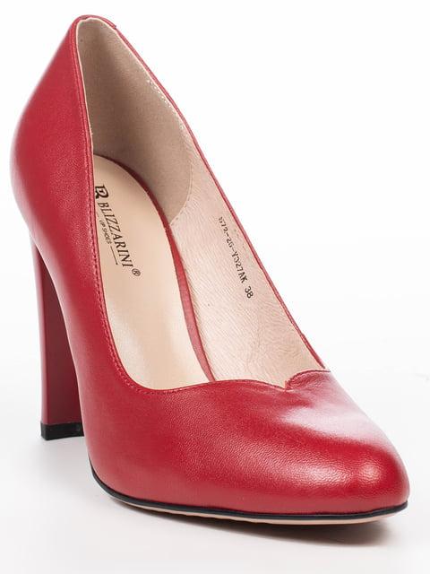 Туфли красные Blizzarini 5077433