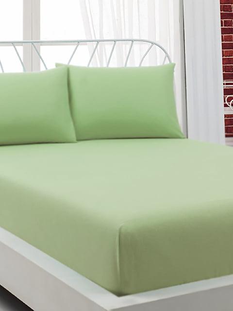 Комплект: простыня (160х200+25 см) и наволочки (50х70 см, 2 шт.) LOTUS 3865357