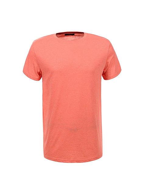 Футболка персикового цвета Glo-Story 5075950