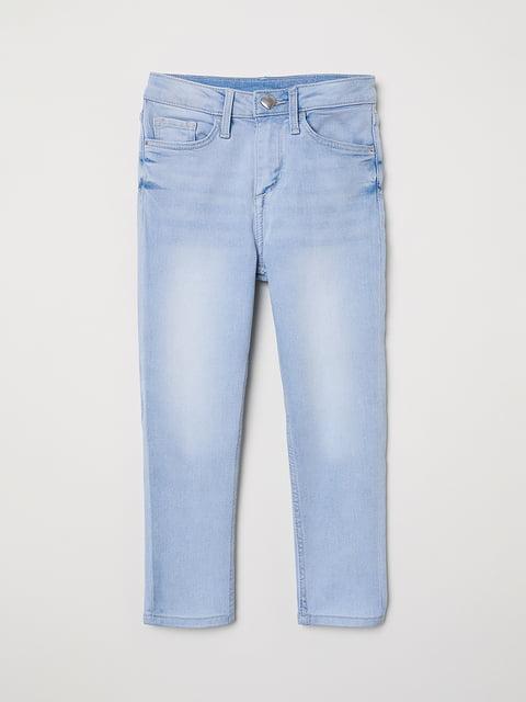 Джинсы голубые H&M 5072813