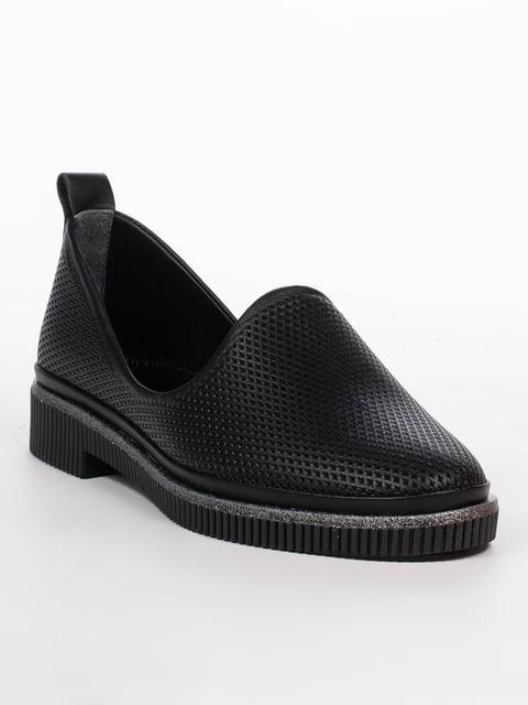 Туфлі чорні Guero 4965196
