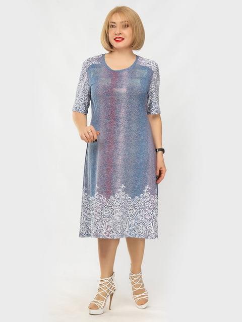Сукня синя LibeAmore 5081157