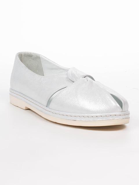 Туфли белые ALSACE 5057221