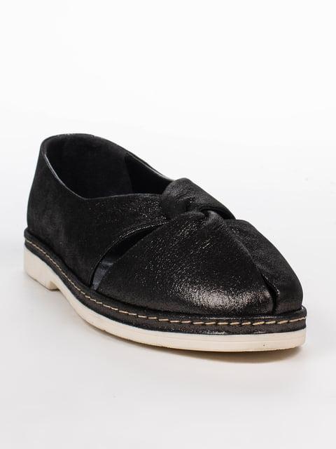 Туфли черные ALSACE 5057222