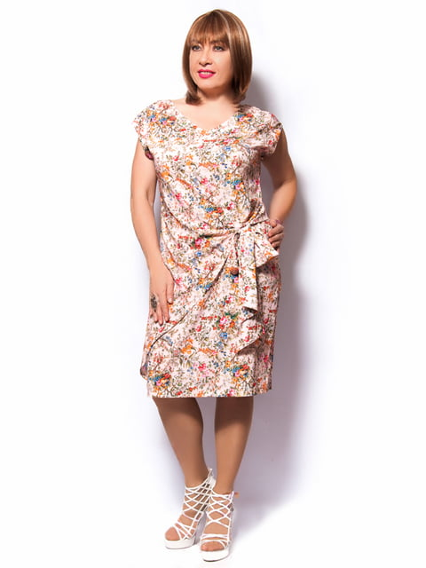 Сукня в квітковий принт LibeAmore 5044226