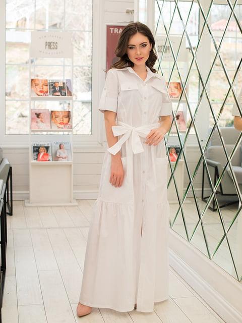 Сукня біла ELFBERG 5081848