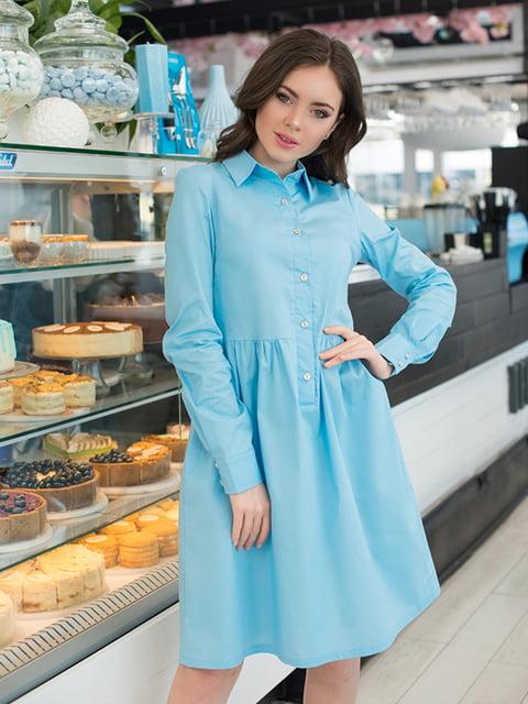 Сукня блакитна ELFBERG 5081853