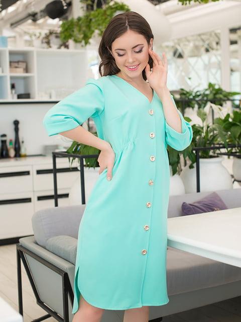 Сукня м'ятного кольору ELFBERG 5081858