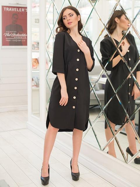 Сукня чорна ELFBERG 5081861