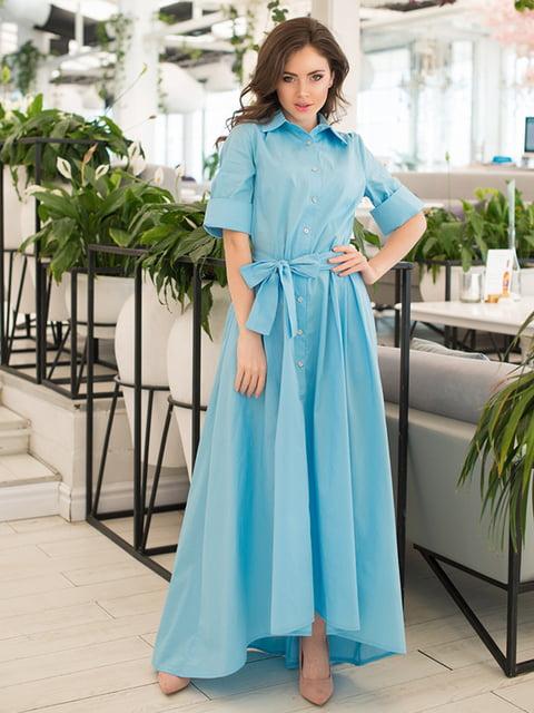Сукня блакитна ELFBERG 5081863