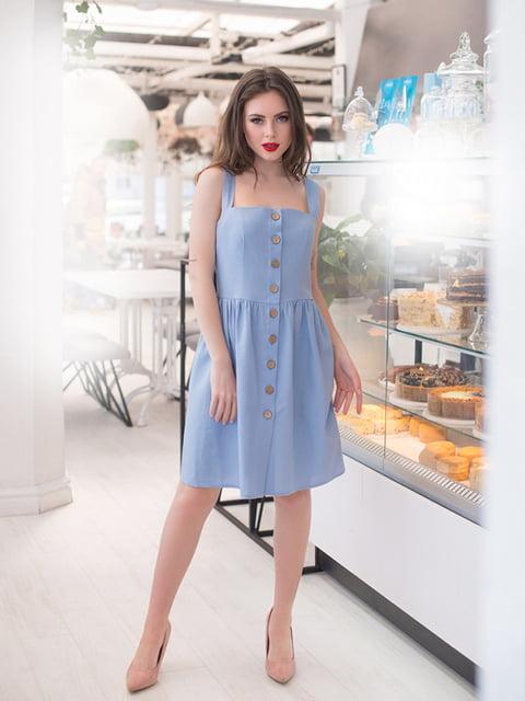 Сукня блакитна ELFBERG 5081885