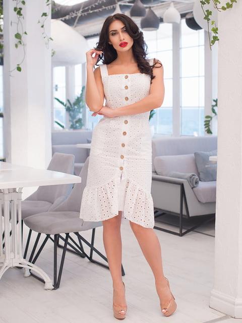Сукня біла ELFBERG 5081889