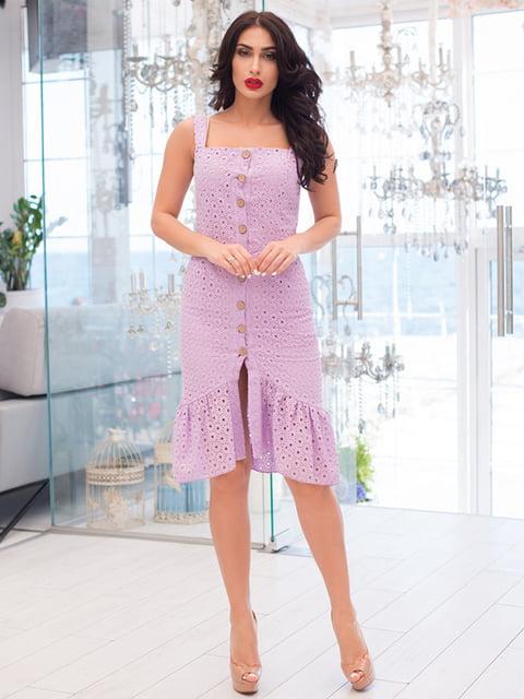 Сукня бузкова ELFBERG 5081892