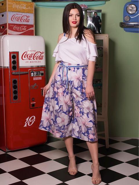 Комплект: топ и юбка ELFBERG plus size 5081983