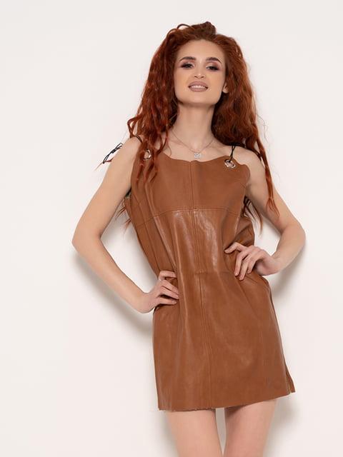 Платье коричневое Magnet 5029804