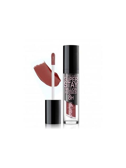 Блиск для губ суперстійкий Smart Girl Million Kisses — тон 219 Belor Design 4792348