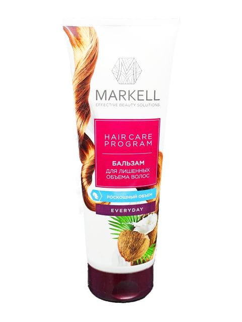 Бальзам для позбавленого об'єму волосся (500 мл) Markell 5064273