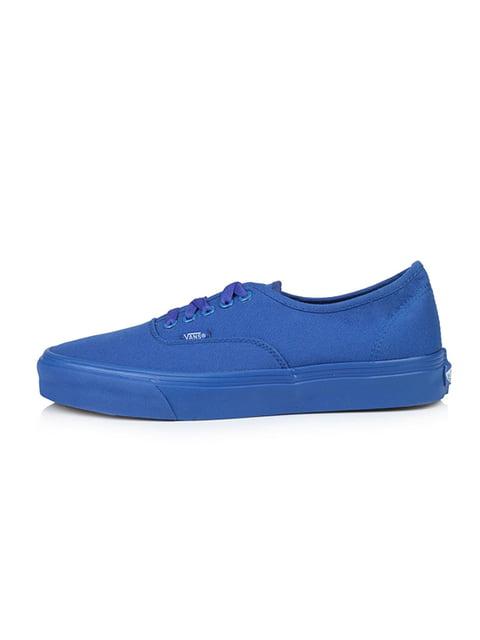 Кеды синие Vans 5081695