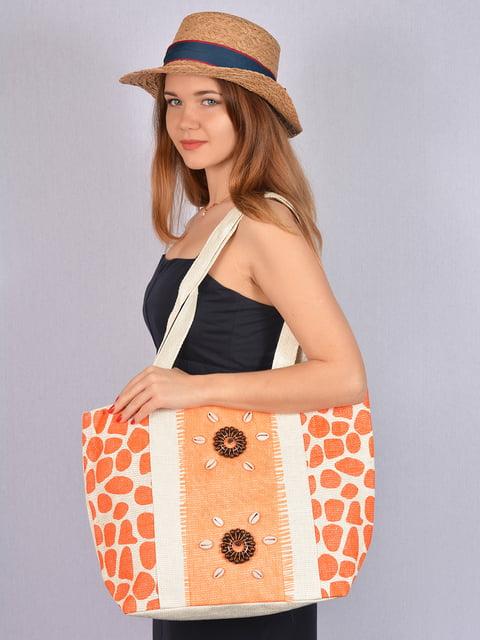 Сумка в принт Fashion Look 5085865