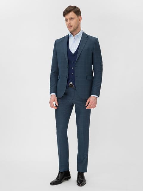 Костюм: піджак, жилет і штани Navi 5086352