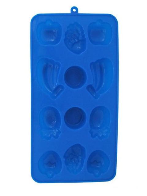 Форма силіконова для льоду/цукерок (21.5х11х1.5 см) Trendy 4356711