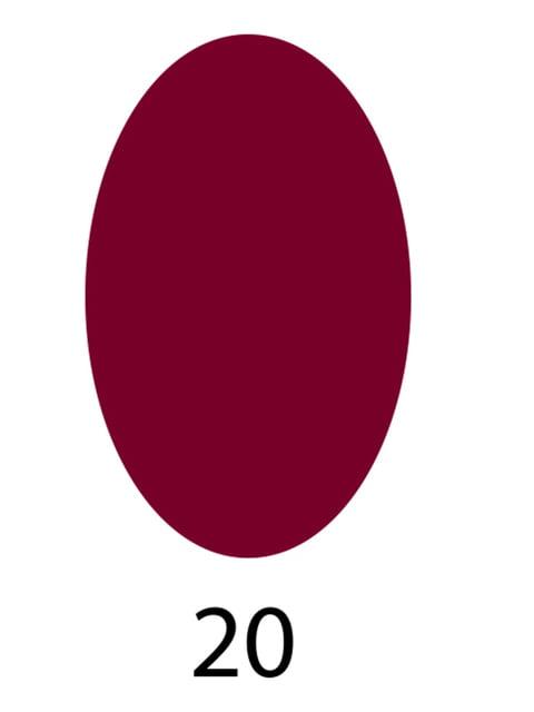 Гель-лак — тон № 20 RUBY ROSE 5079944