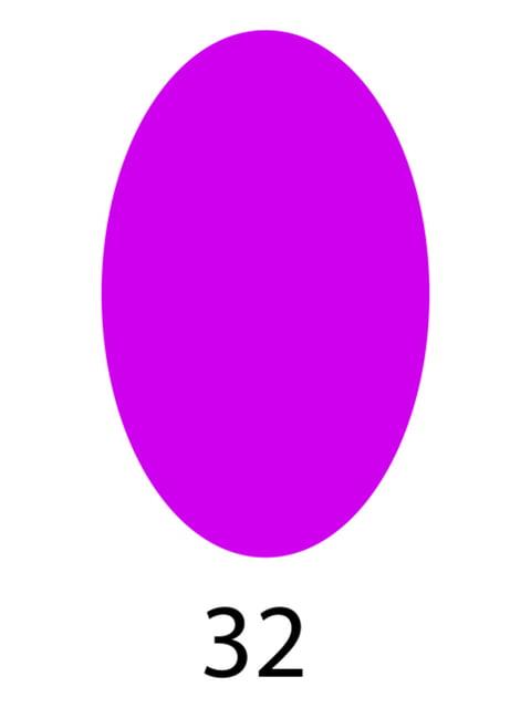 Гель-лак — тон № 32 RUBY ROSE 5079956