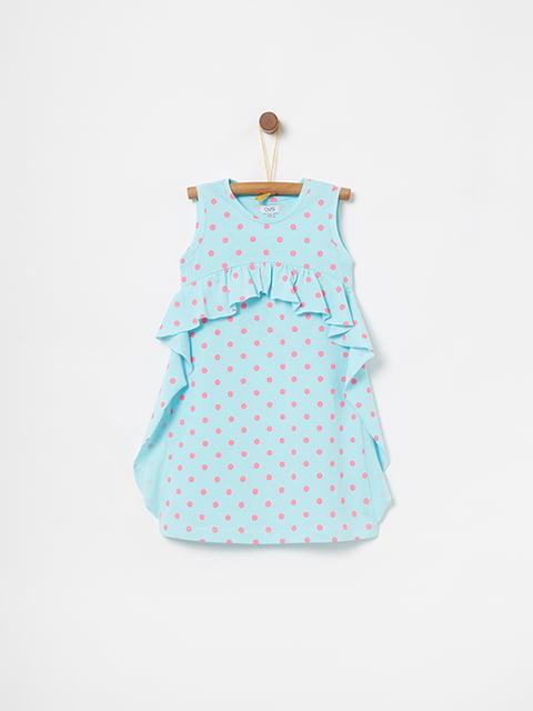 Сукня блакитна Oviesse 5075146