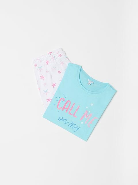 Піжама: футболка і шорти Oviesse 5064263