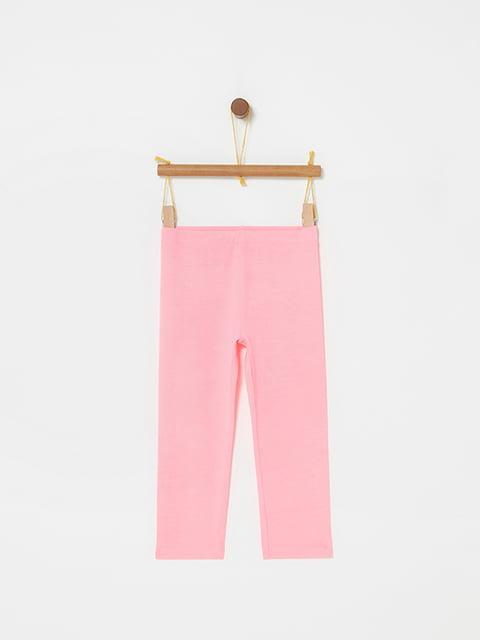 Леггинсы розовые Oviesse 5075120