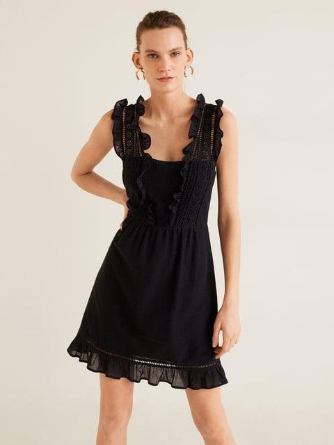 Сукня чорна Mango 5090040