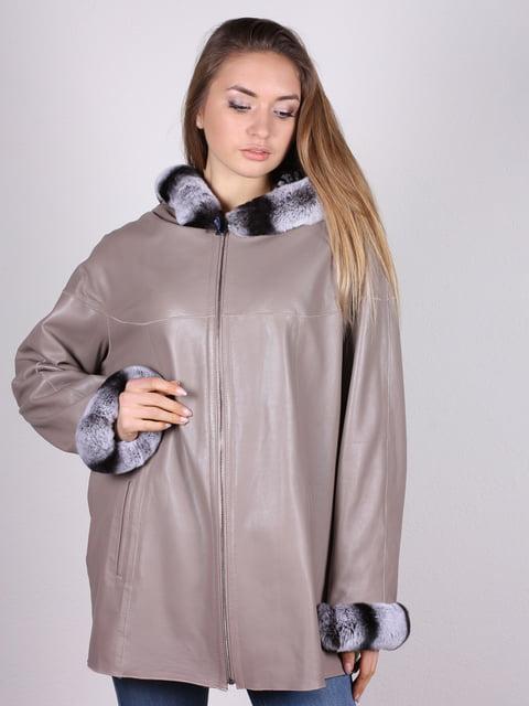 Куртка бежевая Antonio Rossini 5090632