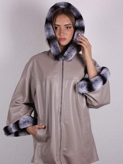 Куртка бежевая Antonio Rossini 5090658