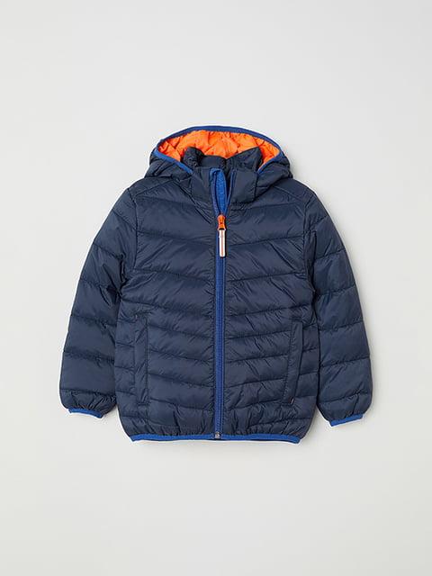 Куртка синя H&M 5072667
