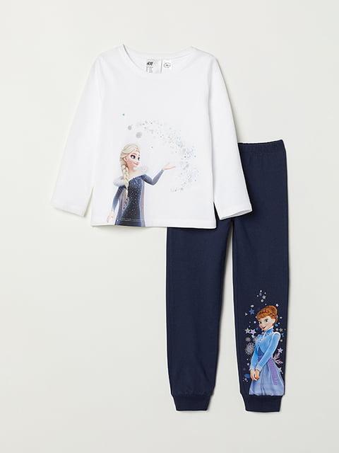 Піжама: лонгслів і штани H&M 5073199