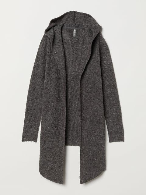 Кардиган сірий H&M 5072587