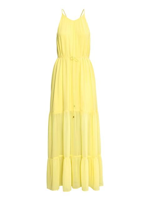 Сарафан желтый H&M 5072644