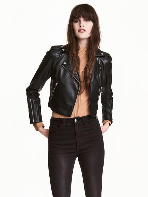 Куртка черная H&M 5072884