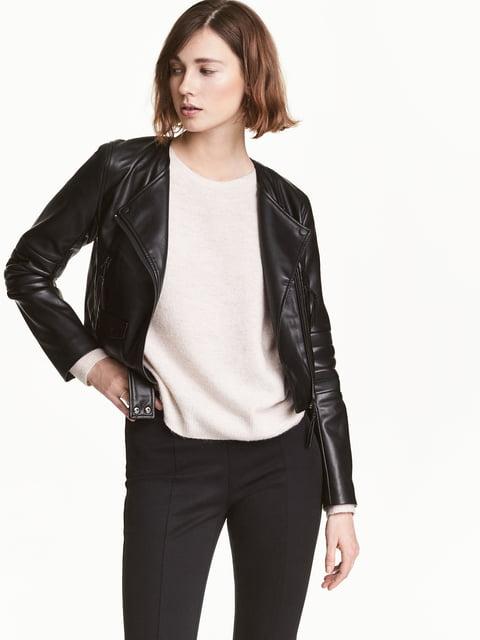 Куртка чорна H&M 5072891