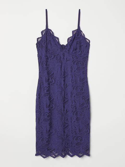 Сукня синя H&M 5089641
