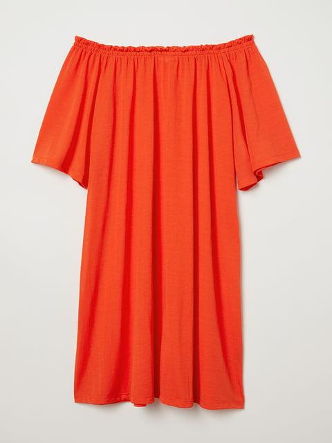 Сукня червона H&M 5089654