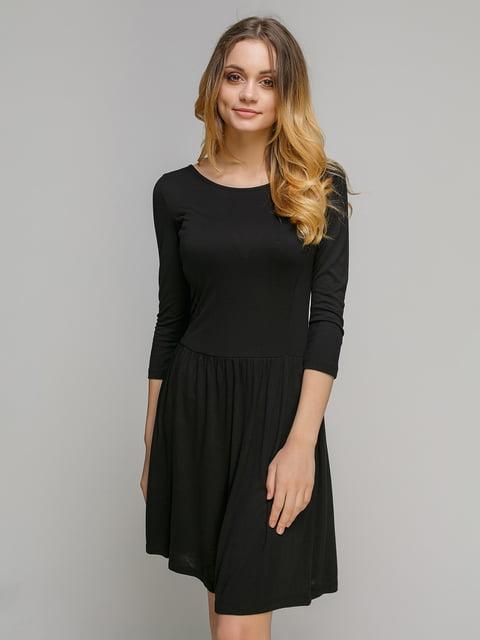 Сукня чорна Stradivarius 4640901