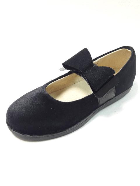 Туфлі чорні Tops 5094182