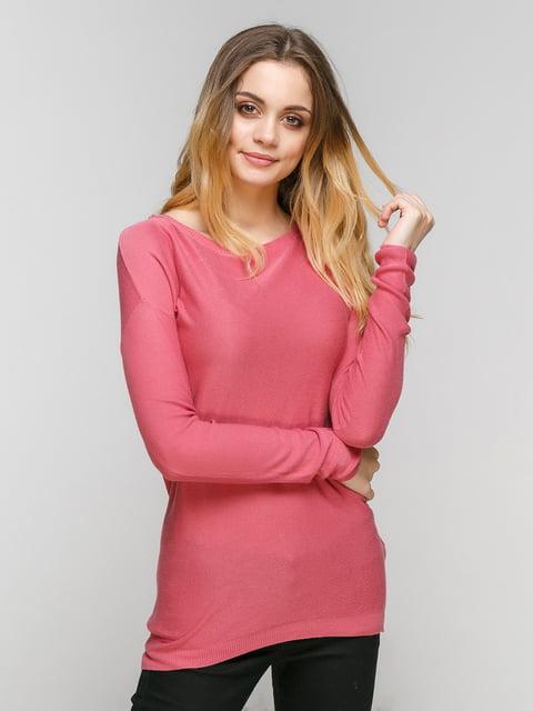 Джемпер рожевий Bershka 4520858