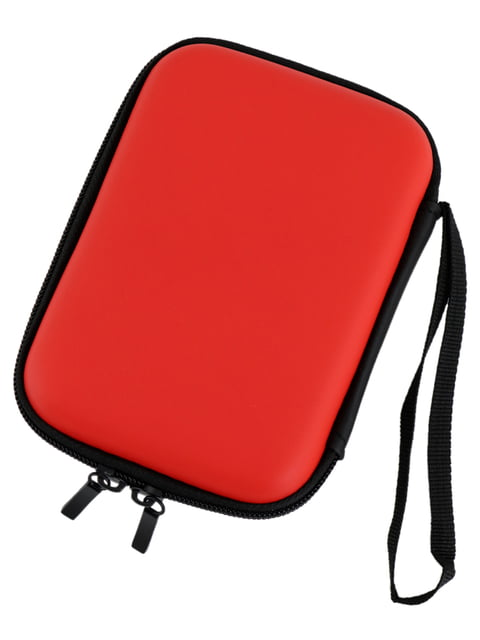 Чехол для жесткого диска красного цвета Traum 5094299