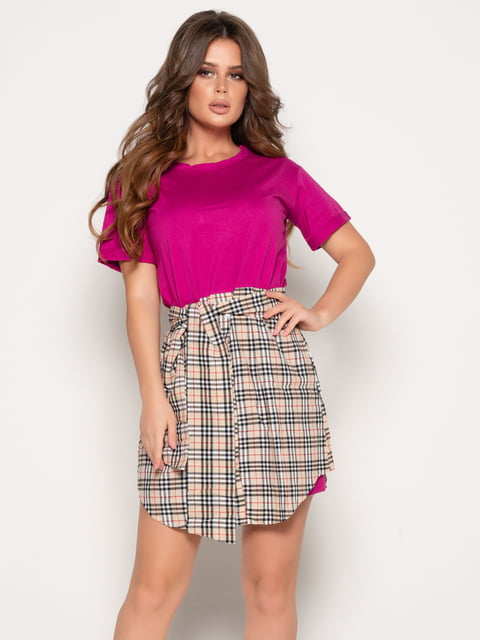 Платье розовое Magnet 5055250